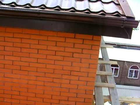 Кладка на клей, устройство балкона - youtube.