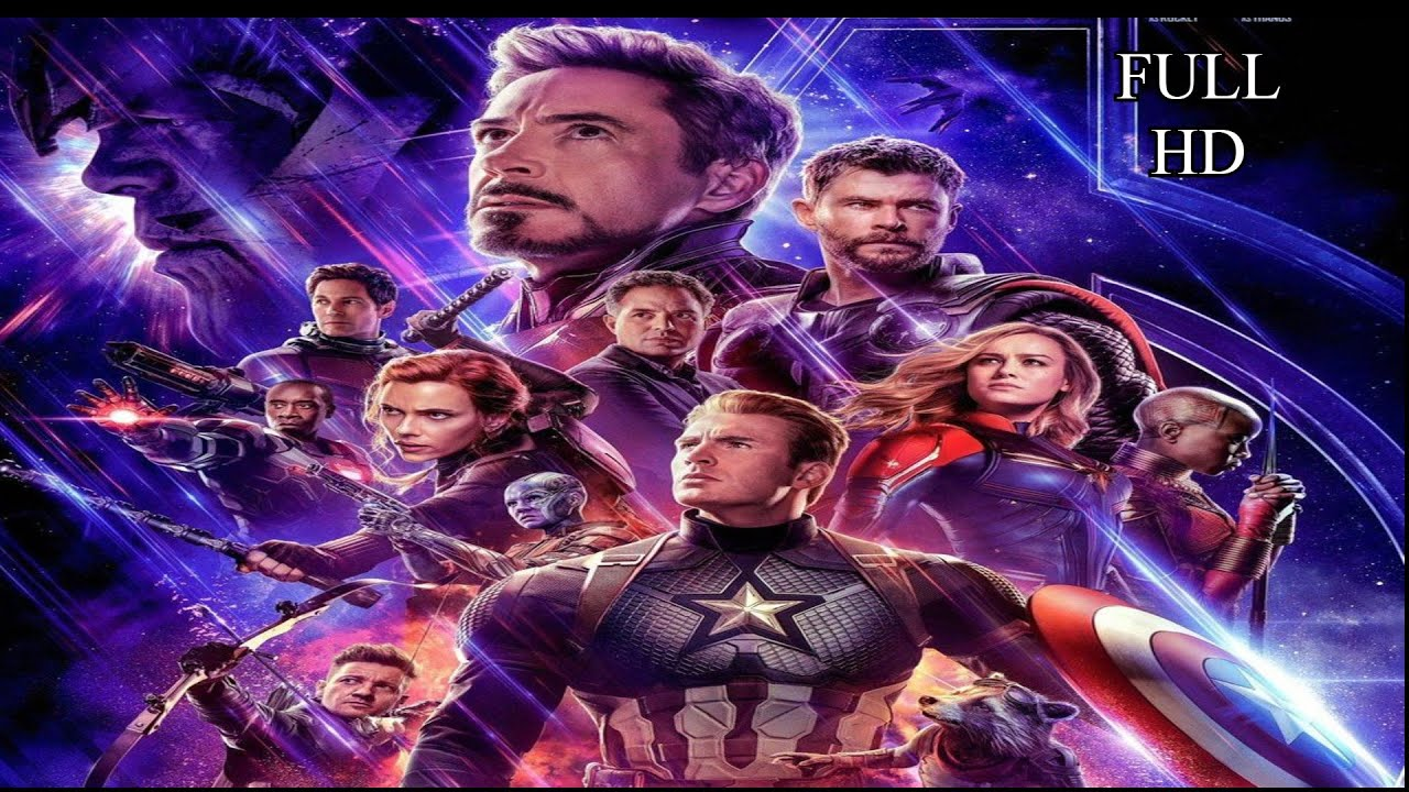 Download How To Download Avengers EndGame On Pc Full HD