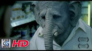 "Practical VFX Short Films HD: *Award Winning* ""Elefante"" - by Pablo Larcuen"