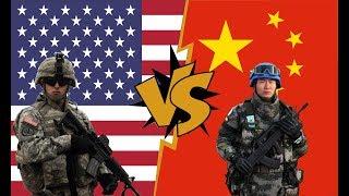 США vs Китай ① Сравнение военных потенциалов - НОВАЯ ИНФОРМАЦИЯ 2019