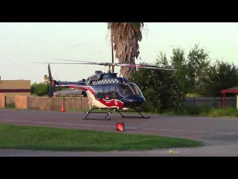 Fatal MVA Response + Air Evac Life Team Landing/Take Off