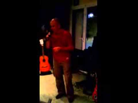 Your latest trick Sean Walsh on Karaoke