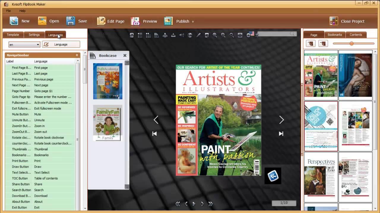 kvisoft flipbook maker pro free download