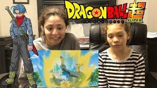 ¡FUTURE TRUNKS VS VEGETA! Dragon Ball Super episode 54 (English Dub) Reaction