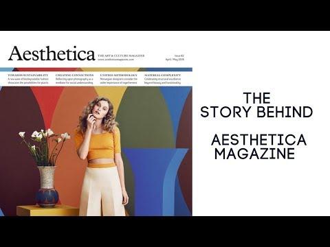 Starting an art magazine from scratch - Aesthetica Magazine