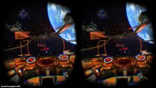 Elite Dangerous Combat Demo Oculus Rift
