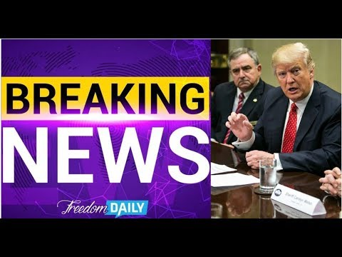BREAKING! THEY BROKE FEDERAL LAW! TRUMP JUST ORDERED THEIR ARREST!
