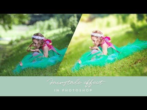 Foto Van Begin Tot Eind - Fairytale In Photoshop