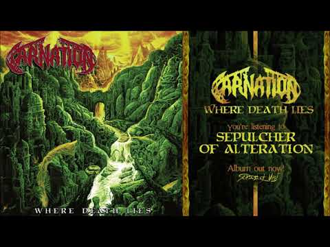 Carnation - Where Death Lies (full album) 2020