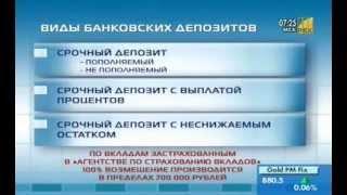 видео Виды банковских депозитов