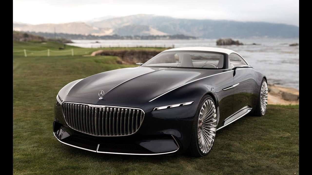 2017 vision mercedes maybach 6 cabriolet at pebble beach concours d 39 elegance youtube. Black Bedroom Furniture Sets. Home Design Ideas