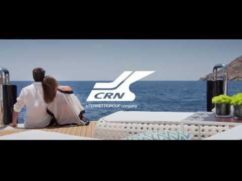 Luxury SuperYacht - CRN 61m M/Y Saramour