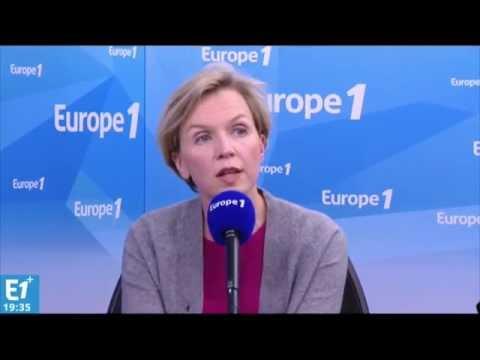 Europe 1 - Virginie Calmels est l'invitée du Club de la Presse - 23/09/2015