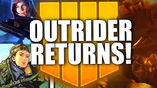 OUTRIDER COMING TO BLACK OPS 4! New Specialist, New Maps, Blackout Vehicles and MUCH MORE!