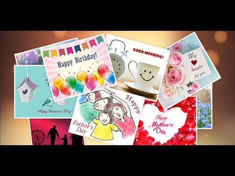 How To Send Free Greeting Cards Mobile Phone