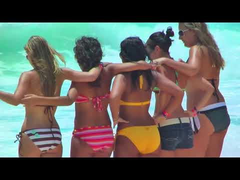 Cancun Grand Oasis Resort @Cancun, Mexico, Wow, lots of gorgeous girls on the beach 2