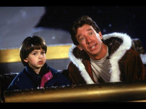 The Santa Clause (1994) Movie - Comedy Drama Family film