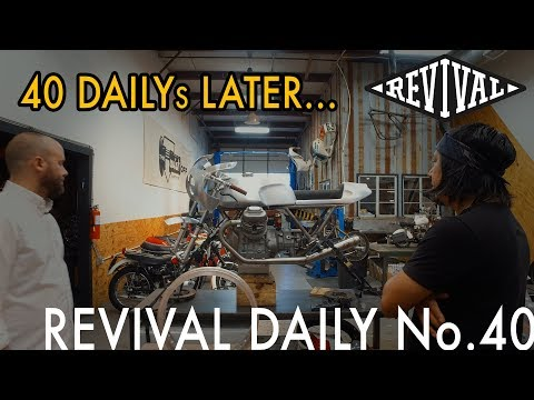 Wash your hands you filthy animals! // Revival Daily 40