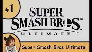 Super Smash Bros Ultimate part 1 - World of light
