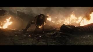Бэтмен против Супермена: Весь бой с Думсдеем (HD)