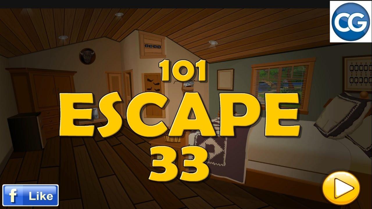 Walkthrough 501 Free New Escape Games 101 Escape 33 Complete Game Youtube