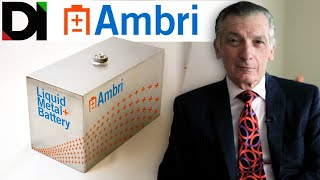 Ambri: A Battery that Could Change the World