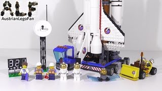 Lego City 60080 Spaceport / Raketenstation - Lego Speed Build Review