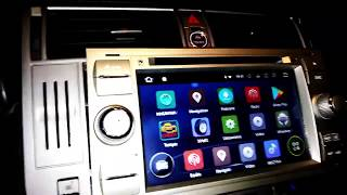 Radio Android 7.1 system Wymiana. Ford