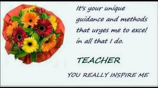 Happy Teacher's day 2016- wishes, Quotes, SMS, Greetings, Whatsapp video