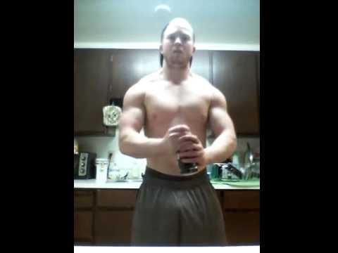 23 Year old Natural Bodybuilder update: 202 lbs 6'0