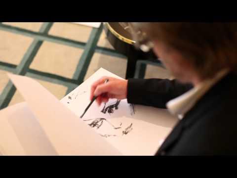 David Downton Draws Vanity Fair's Best Dressed List