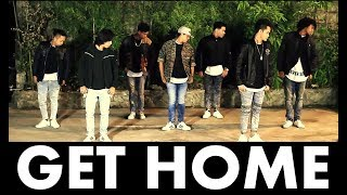Baixar GET HOME - JR Castro | Choreography by Jestoni Abrogar | ZERO GRAVITY