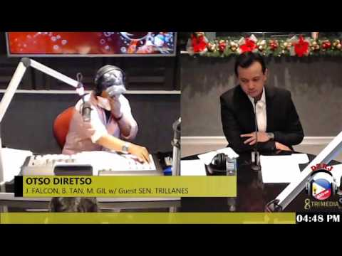 BAKIT KITA IBOBOTO WITH GUEST SEN. ANTONIO TRILLANES DEC 11 2015