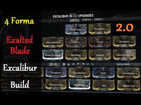 Best Chromatic Blade Build