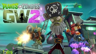 Plants vs. Zombies Garden Warfare 2 Trailer GamePlay!