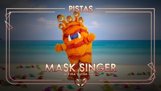Las terceras pistas del Monstruo | Pista 3 | Mask Singer: Adivina quién canta