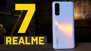 Обзор Realme 7 - Новый КОРОЛЬ бюджетного сегмента?