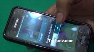 Root Samsung Galaxy S Advance on Android 4.1.2 Jelly bean OS