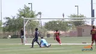 Real Salt Lake-Arizona Academy U-15/16 vs. Chivas USA Highlights | May 30, 2015