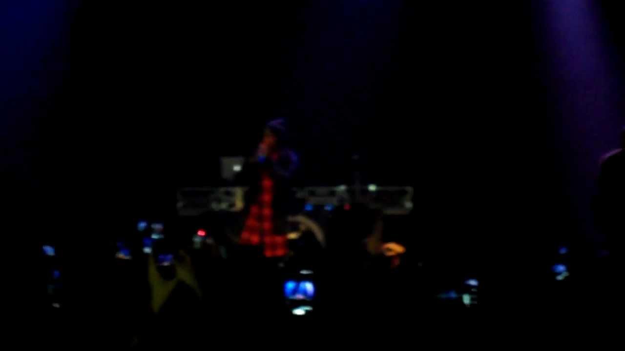 A$AP ROCKY LIVE HOUSTON, TX FEB 26TH ASAP Rocky -- Purple Swag