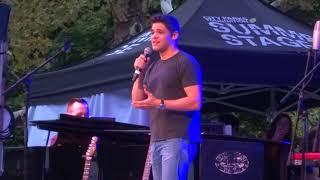Jeremy Jordan - Broadway Here I Come (Smash) (Elsie Fest 2017)