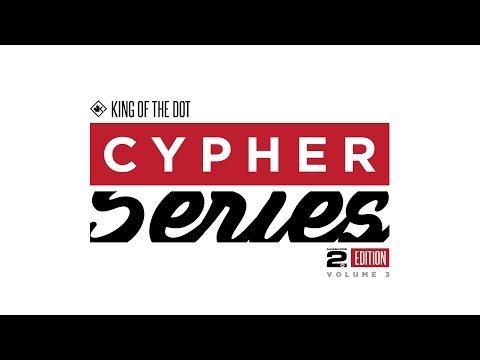 KOTD Cypher Series Vol. 3 - King Los, Termanology, Chilla Jones, B Magic & more   #MASS2 Edition