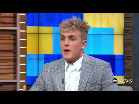 YouTube star Jake Paul: 'I'm going to be real, I'm going to make mistakes'