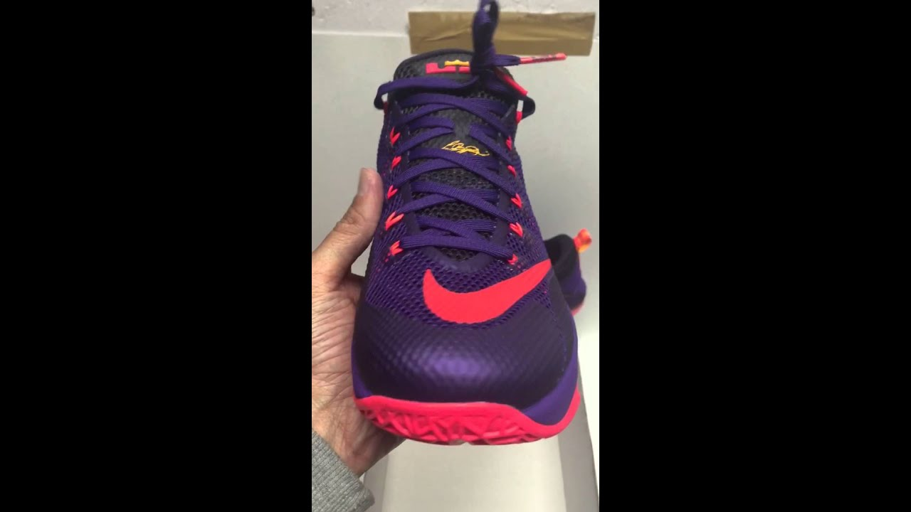 new arrival c6167 25682 Lebron 12 Low