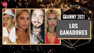 Premios Grammy 2021: Lista completa de ganadores