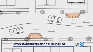 Kalamazoo to roll out pilot traffic calming program