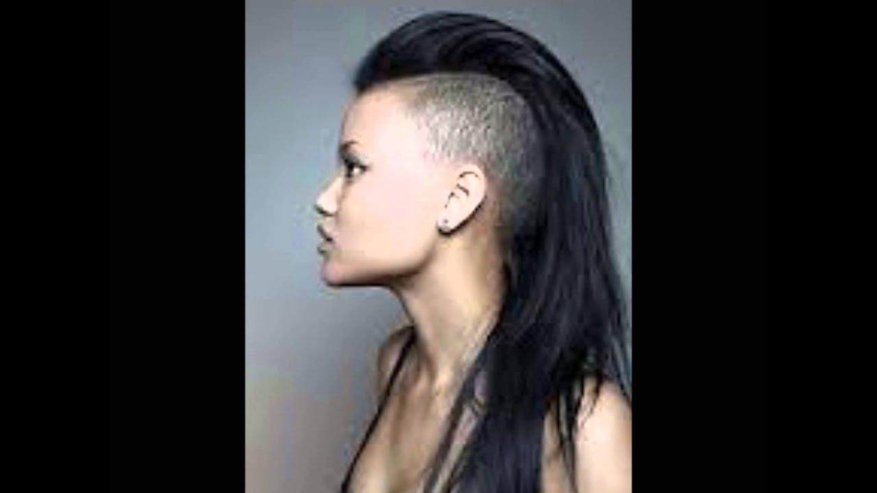 Asian Sidecut Girl S 2 Youtube