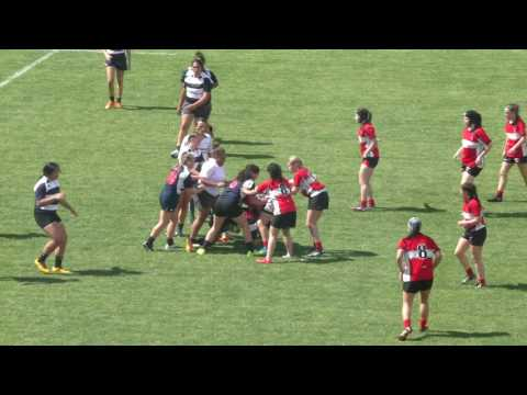 New Plymouth Girls High School, taranaki NZ Vs Carson Graham School, Vancoover, Canada