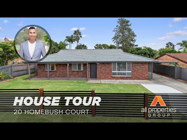 HOUSE TOUR | 20 Homebush Court Regents Park | CHRIS GILMOUR & DERRICK WILLIAMS