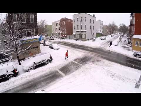 Greenpoint / Williamsburg Fly-Around
